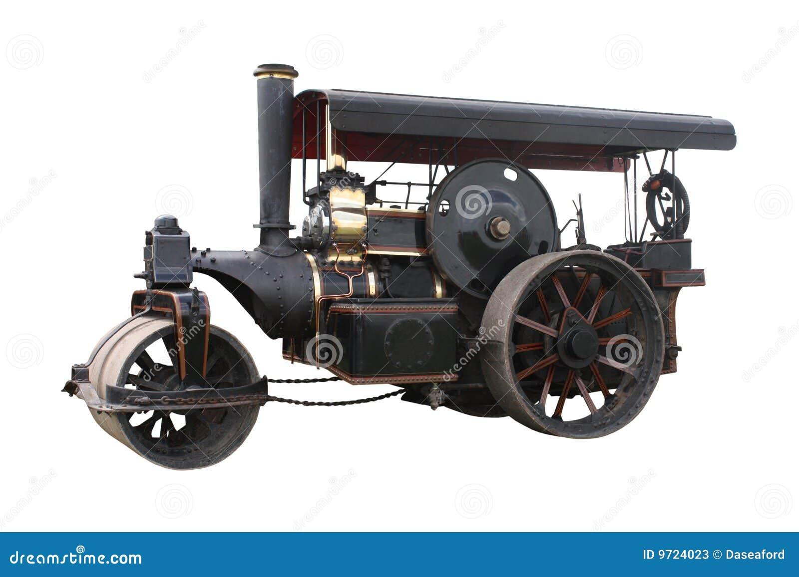 Traction Engine.
