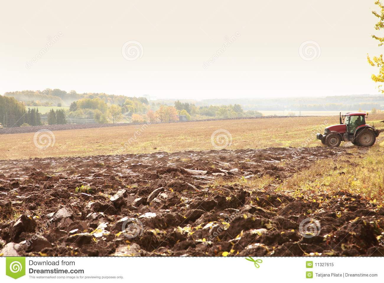 tractor royalty free stock photo image 11327615 Farmer Plowing Clip Art Contour Plowing