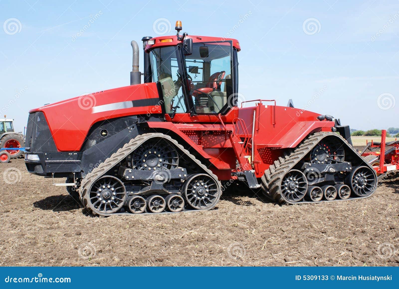 caterpillar tractor case in cba