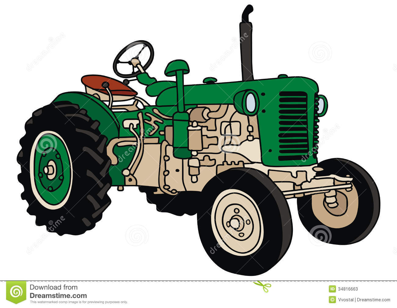 Tractor Stock Photos - Image: 34816663