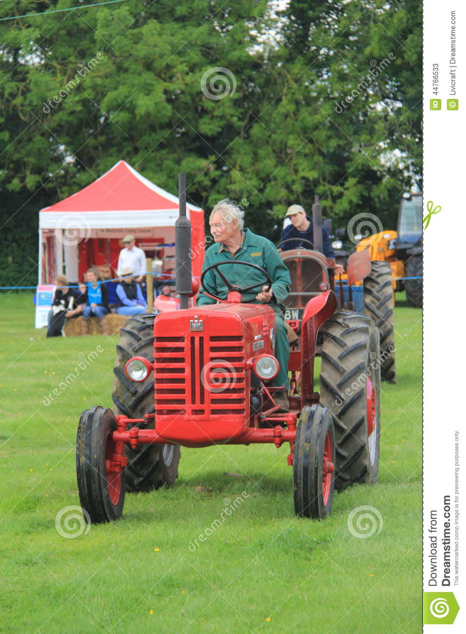 Tractor Parade Seat : Tractor id parade editorial stock photo image of near