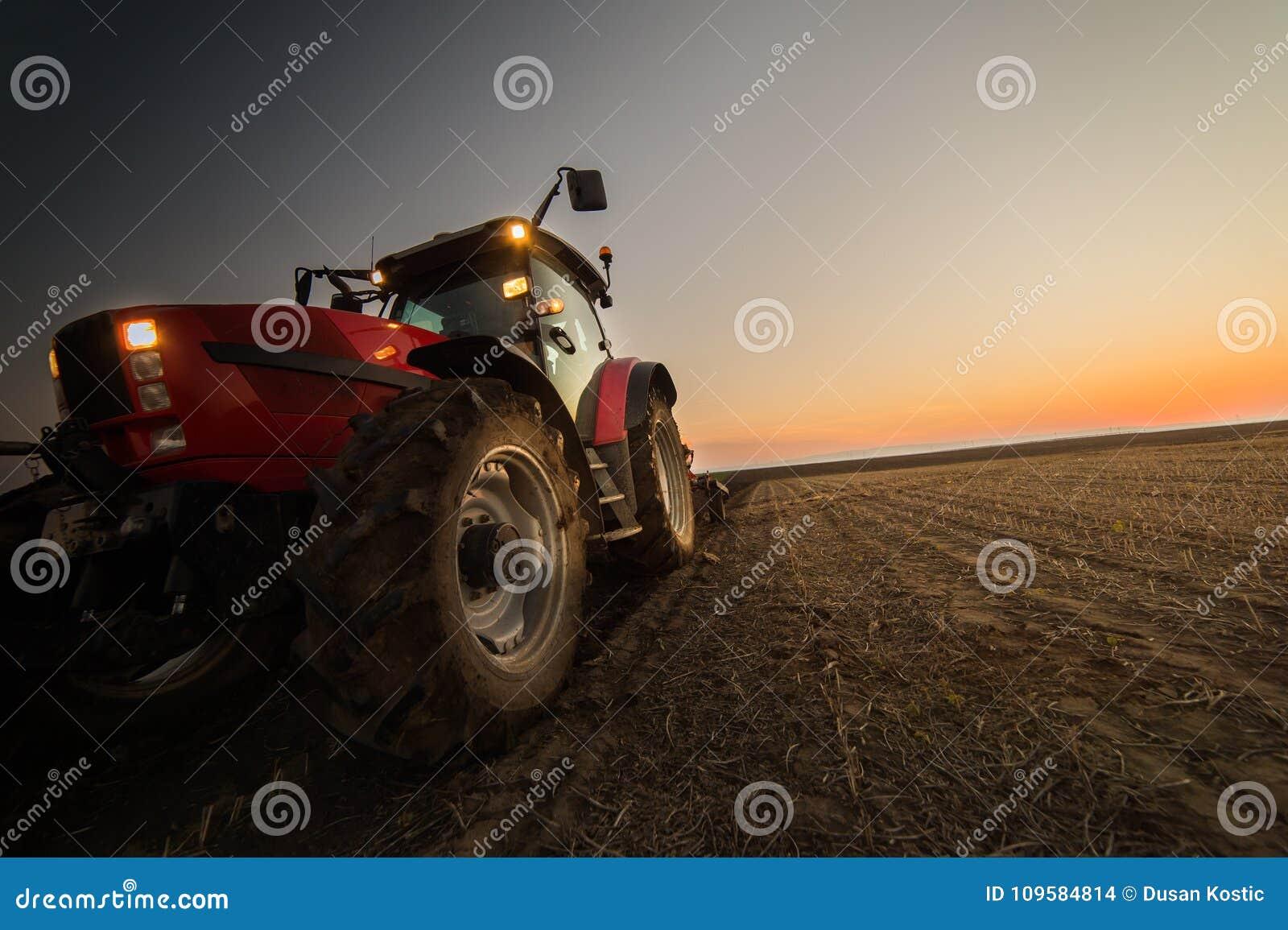 Tr plowed
