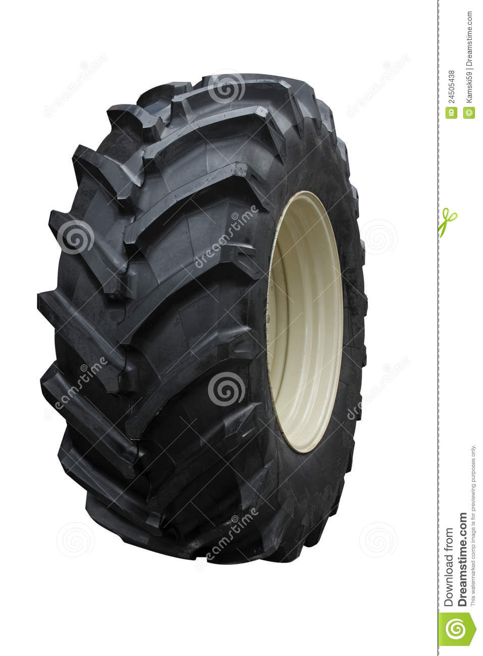 Tractor tire royalty free stock photos image 24505438 for Big tractor tires for free