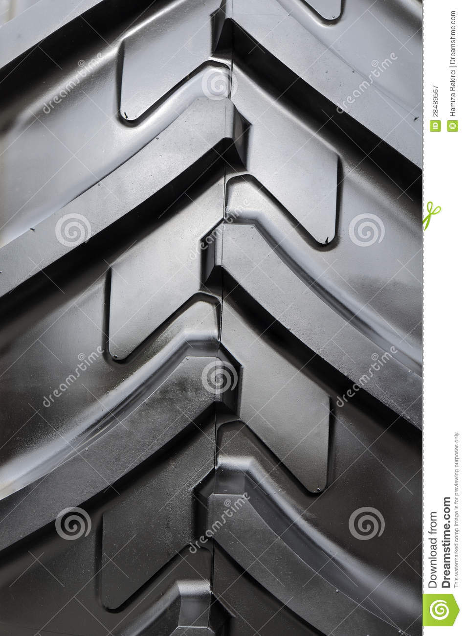 Tractor Tread Pattern : Tractor tire tread background stock image