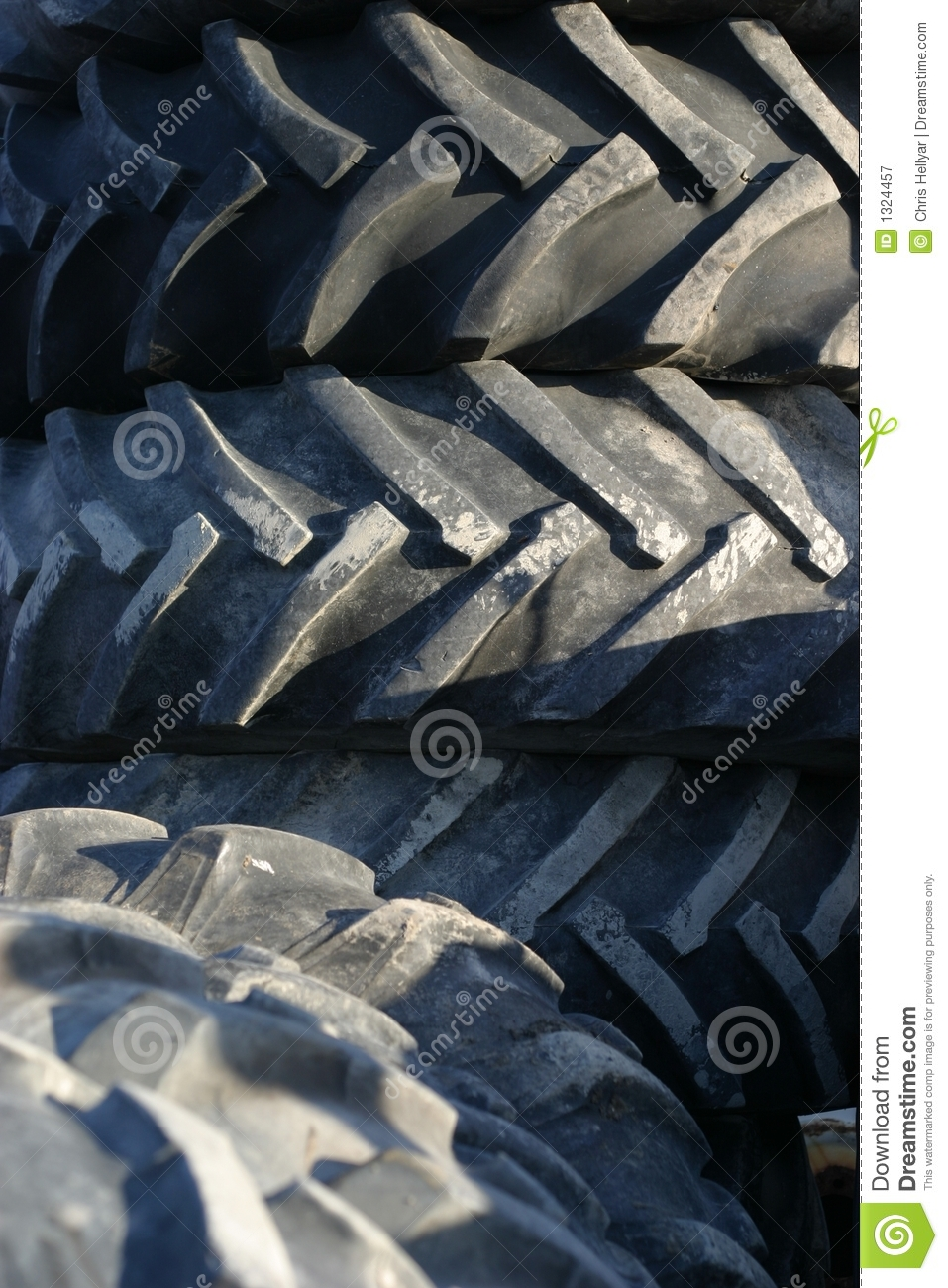 Tractor tires royalty free stock photography image 1324457 for Scrap tractor tires