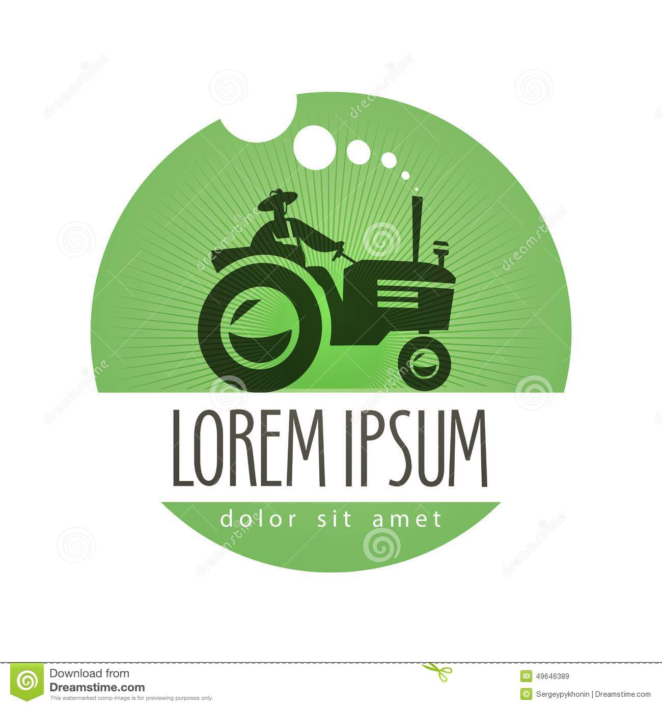 Agriculture And Farming Logos. Stock Vector - Image: 48468855