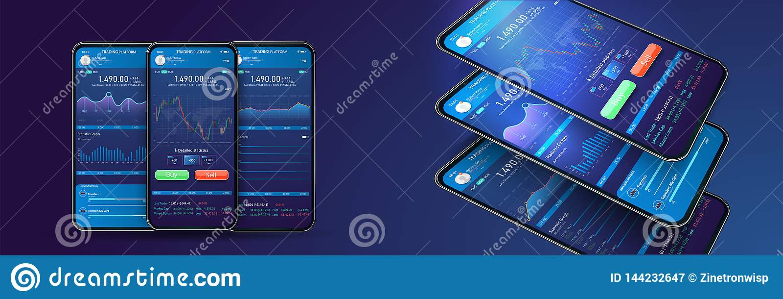 cryptocurrency stock exchange app