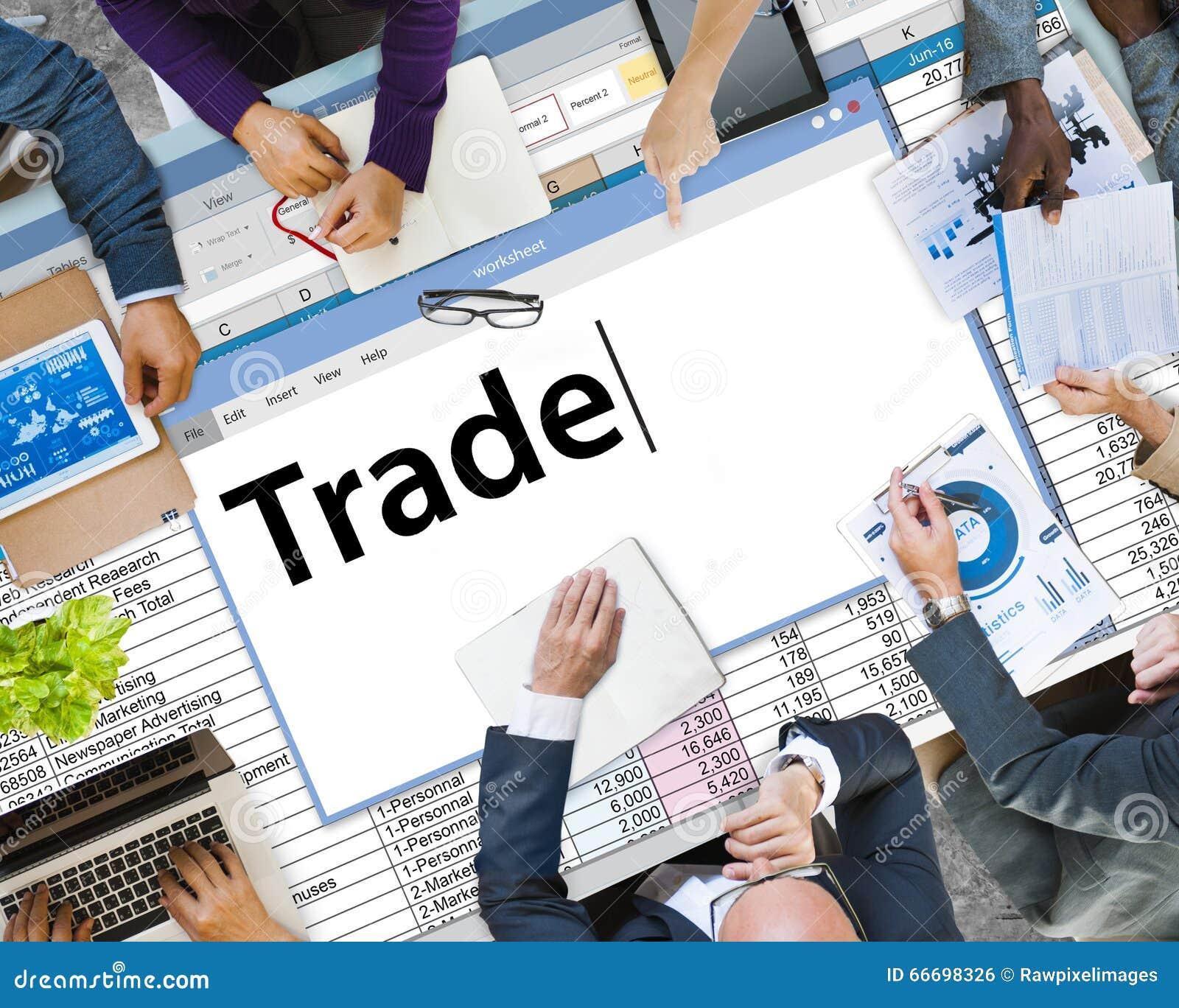 Exchange trade