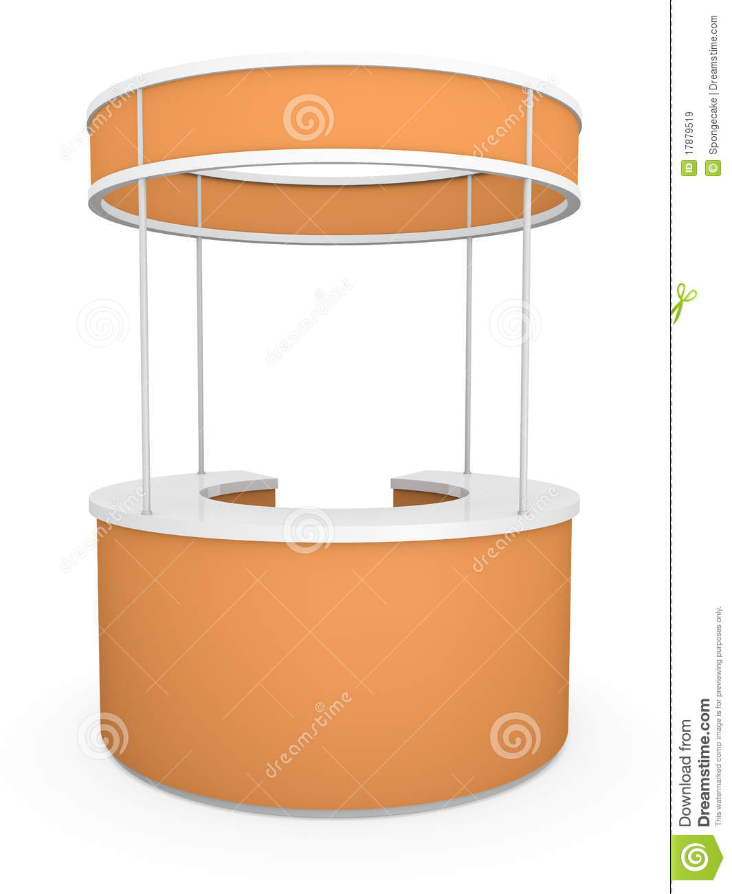 Trade Stands Hoys : Trade stand royalty free stock images image