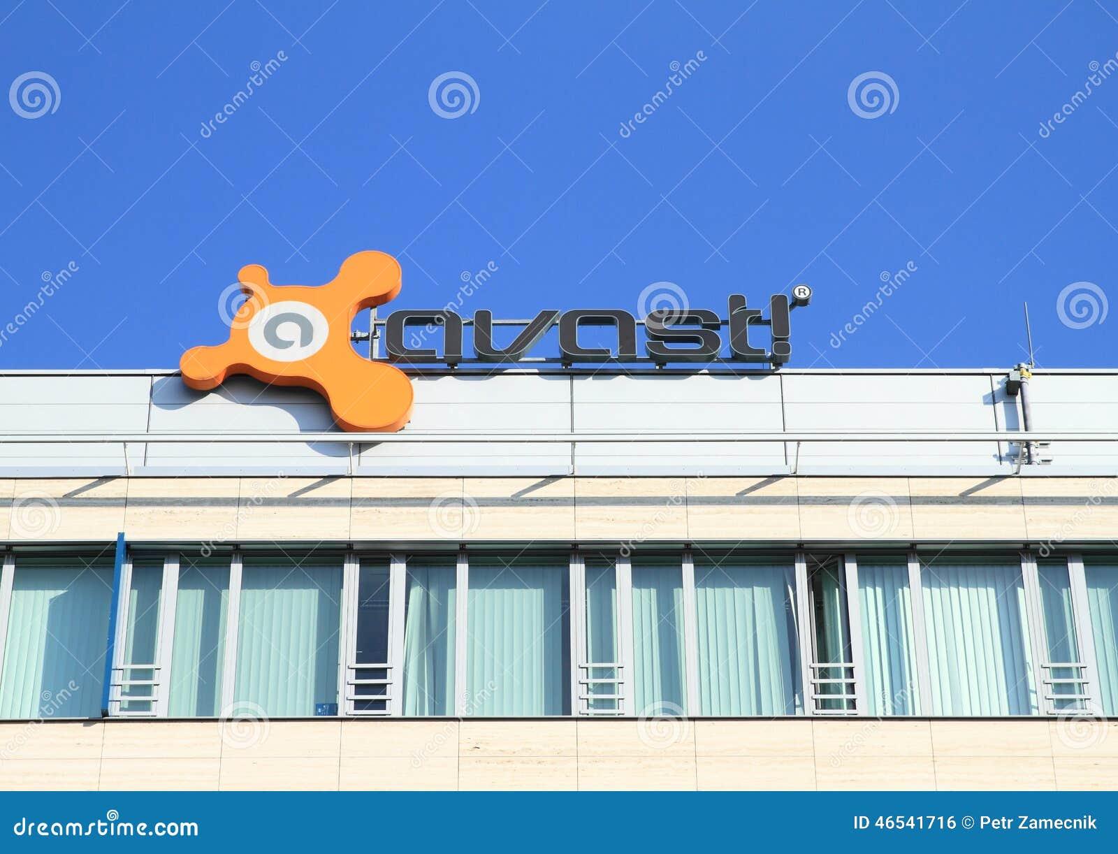 avast company address