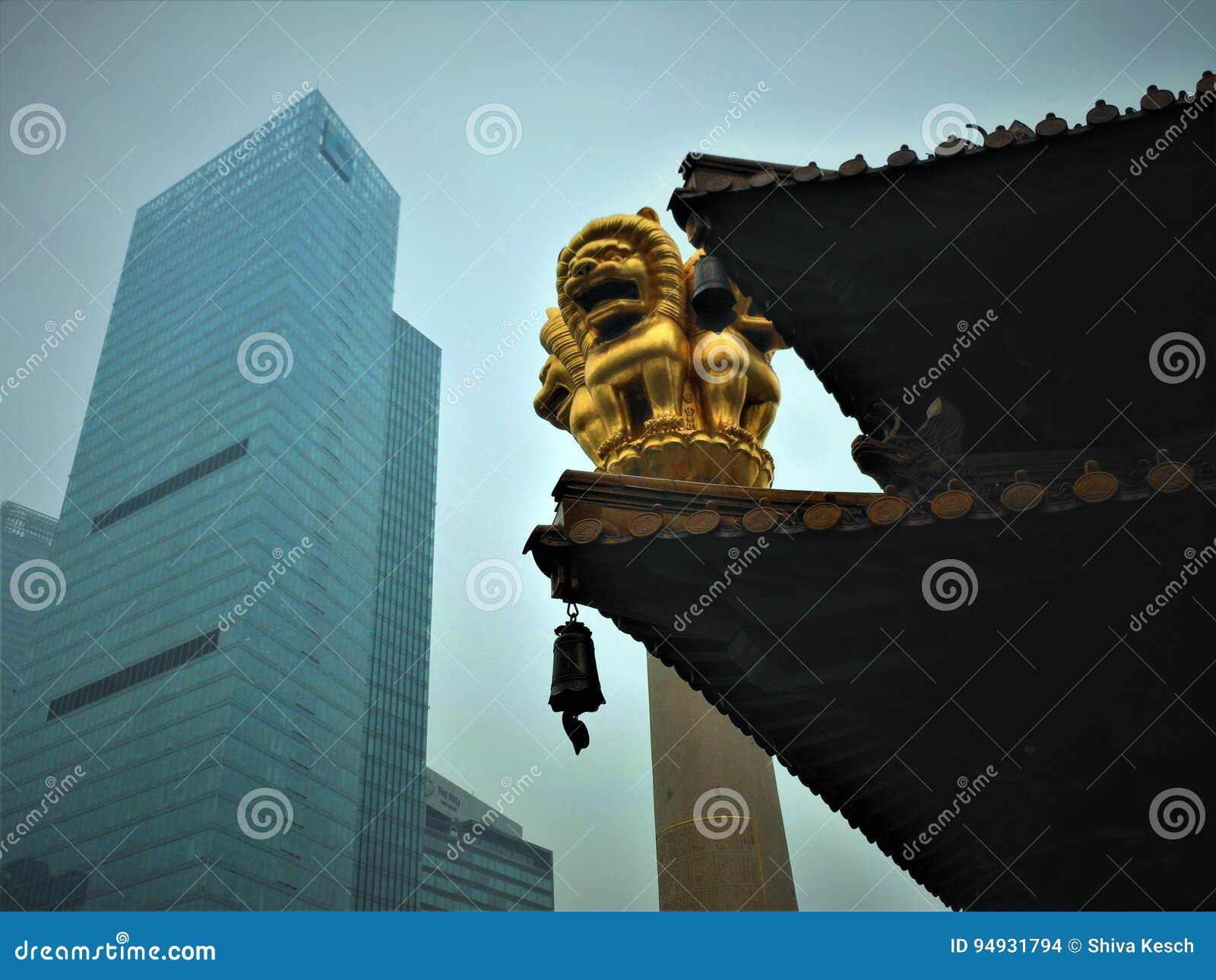Tradição e modernidade em China