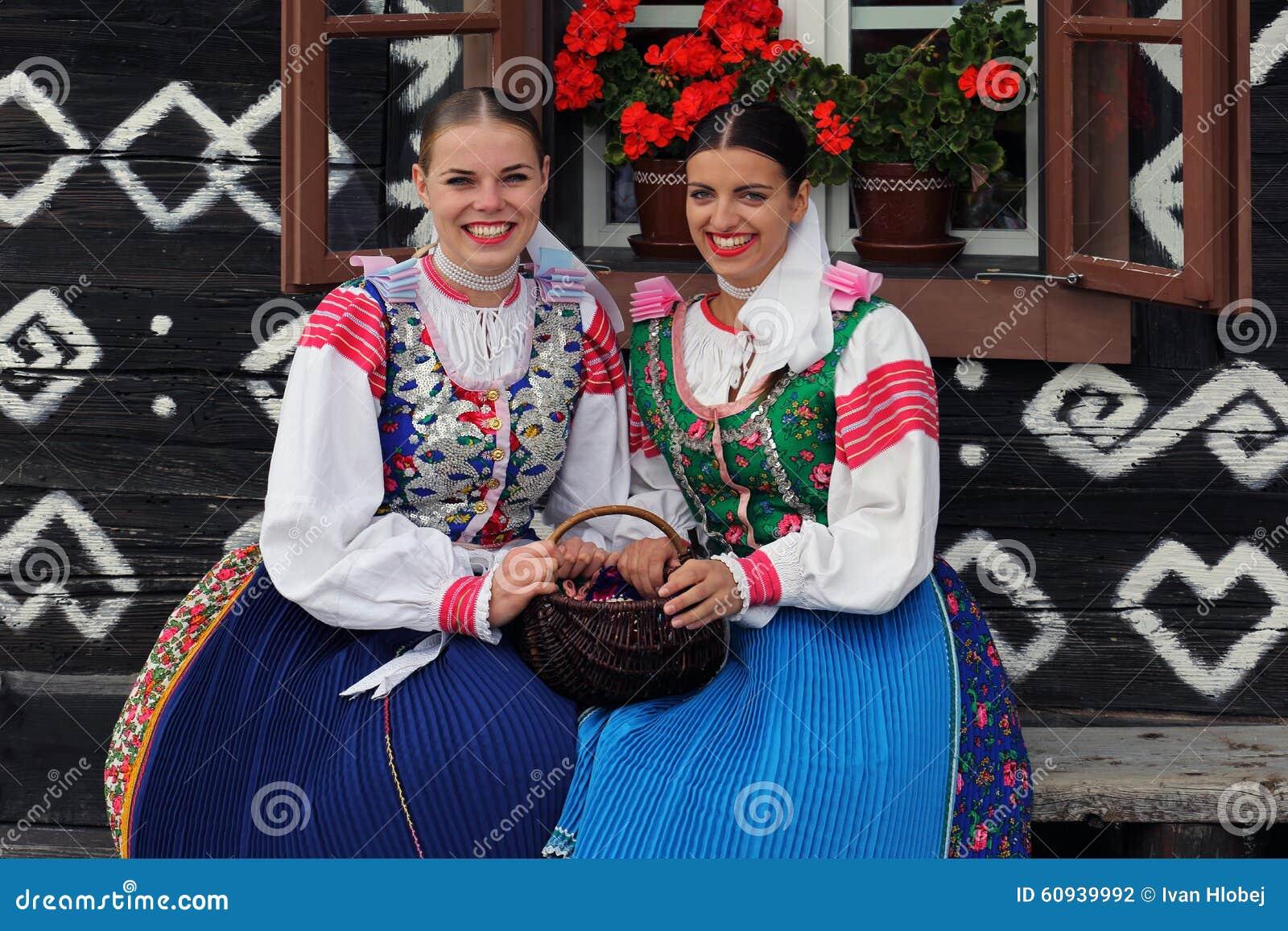 Tradities, Cicmany, Slowakije