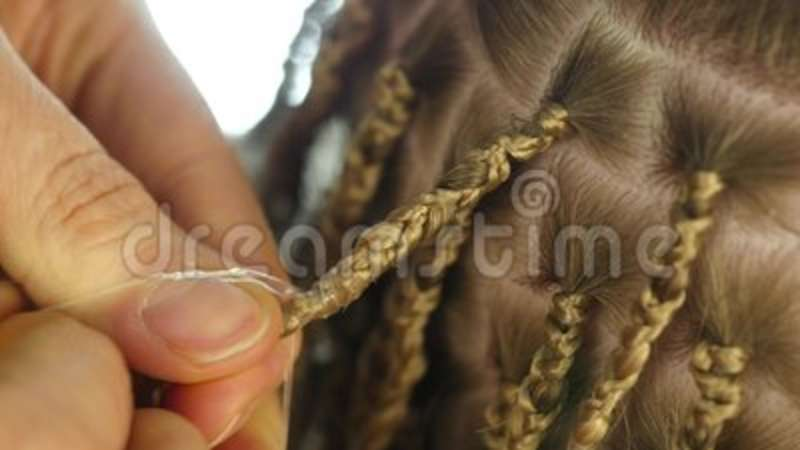 Traditional African Hairstyles On White Women Professional Hairdresser Weaves Plaits