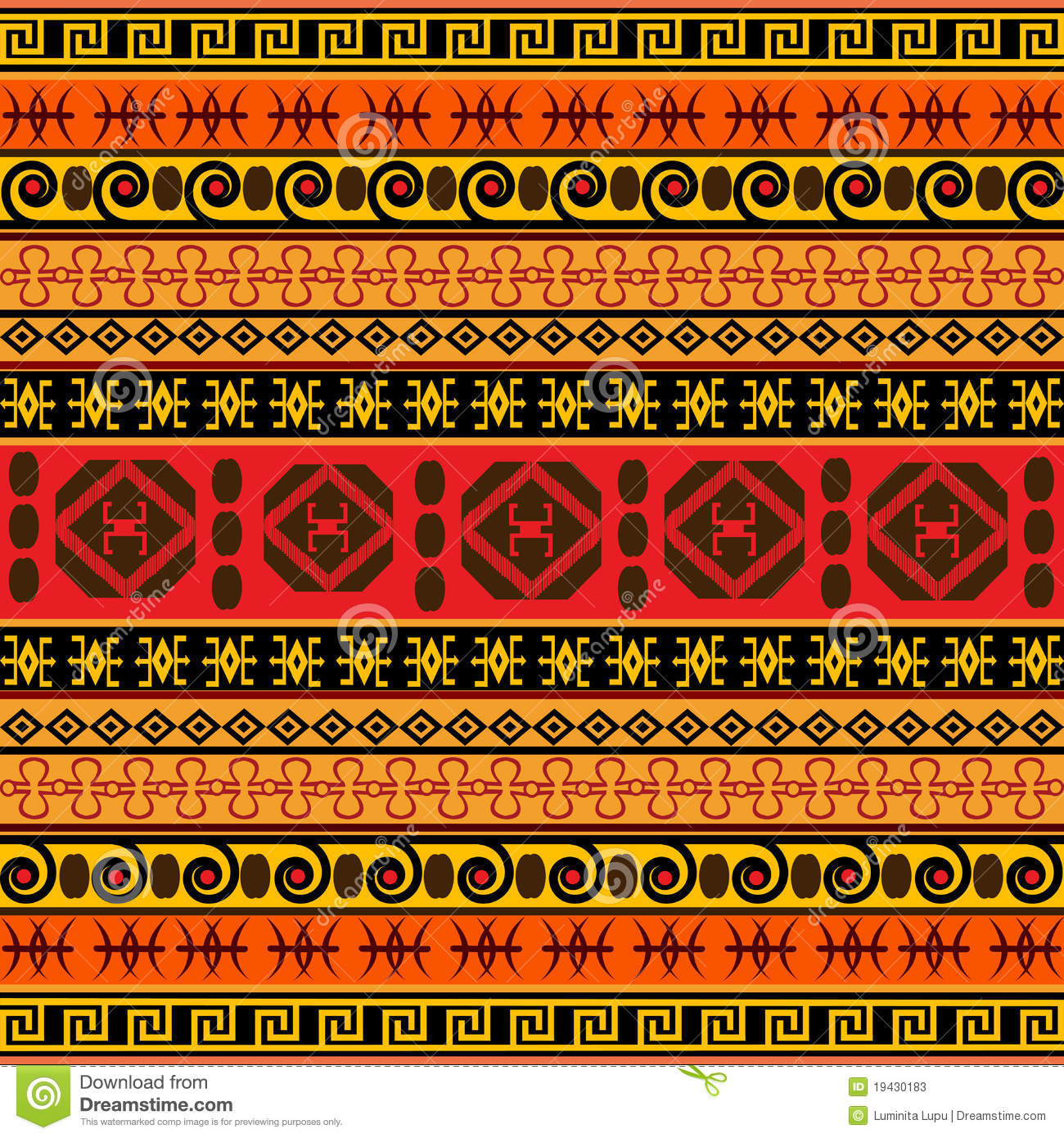 African Traditional Design