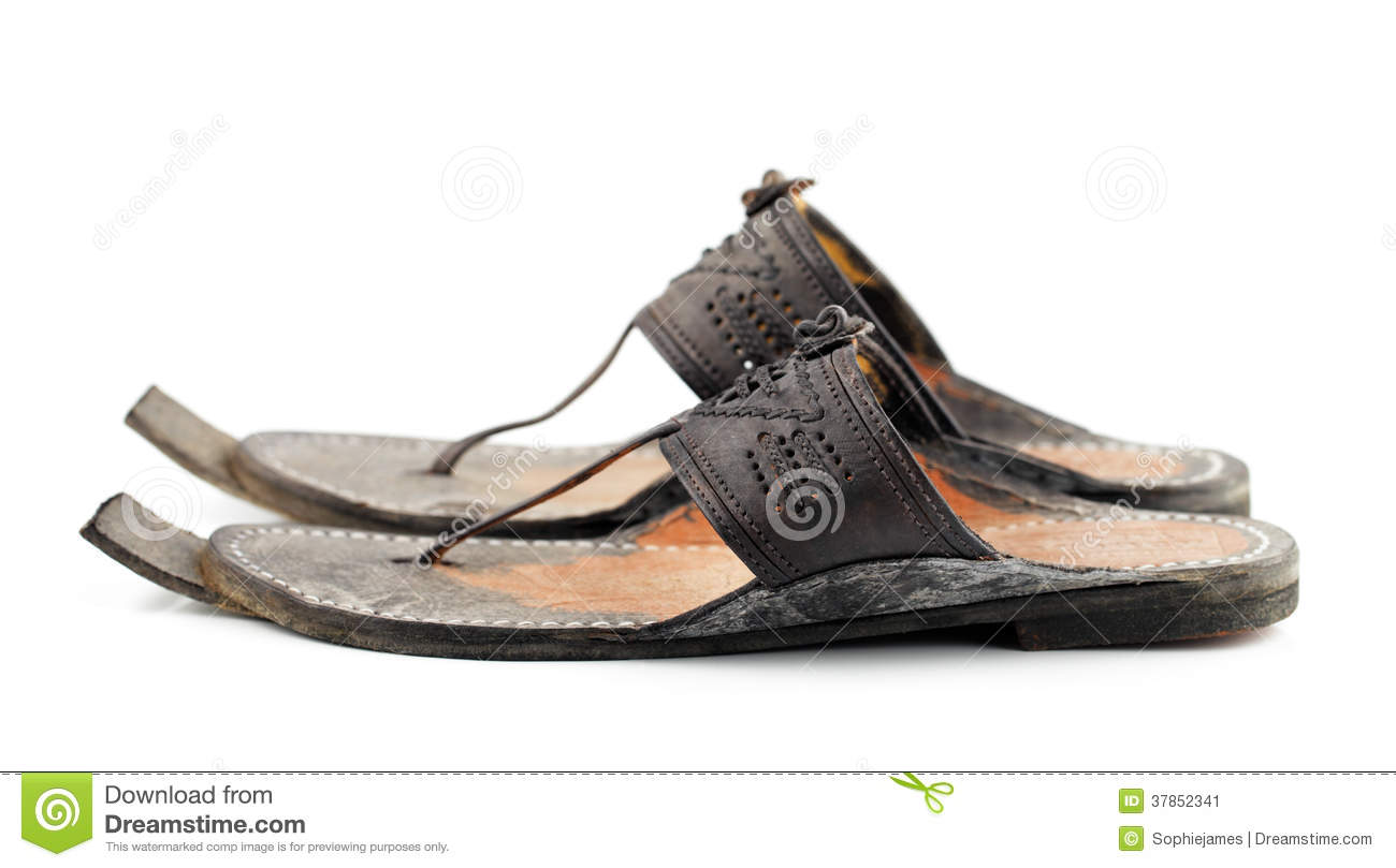 2026acc62b1 Traditional Arabic sandals stock image. Image of foot - 37852341