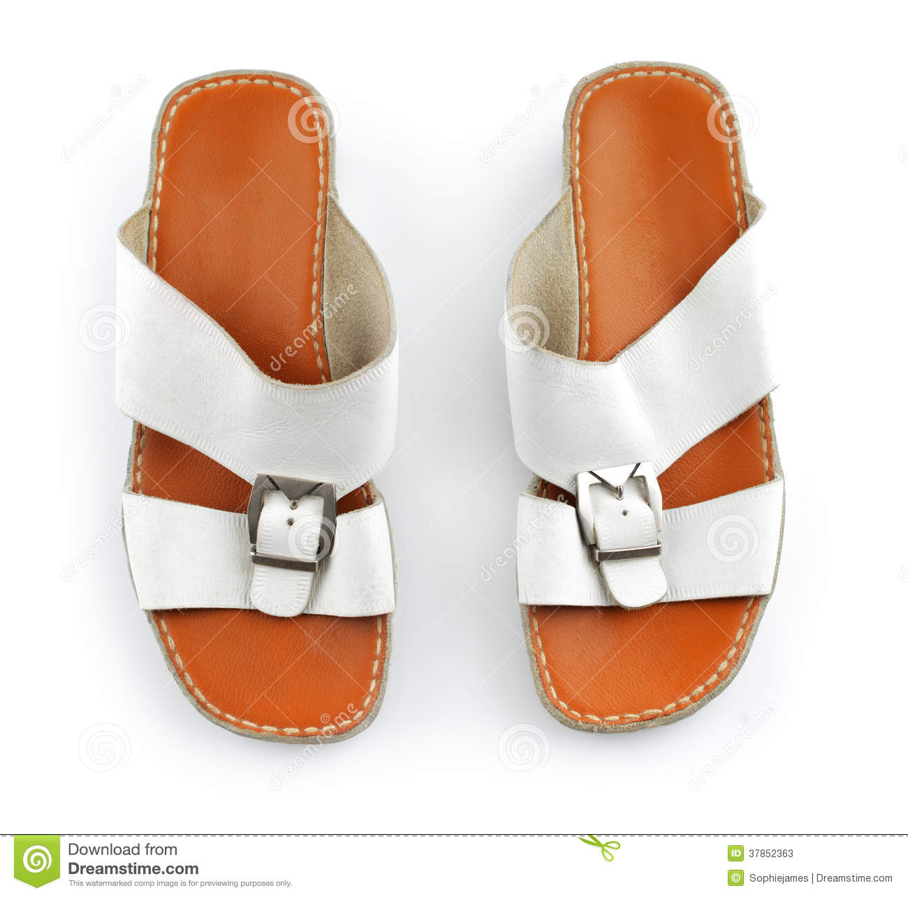 a3c711fa9b6 Traditional Arabic sandals stock image. Image of arabic - 37852363
