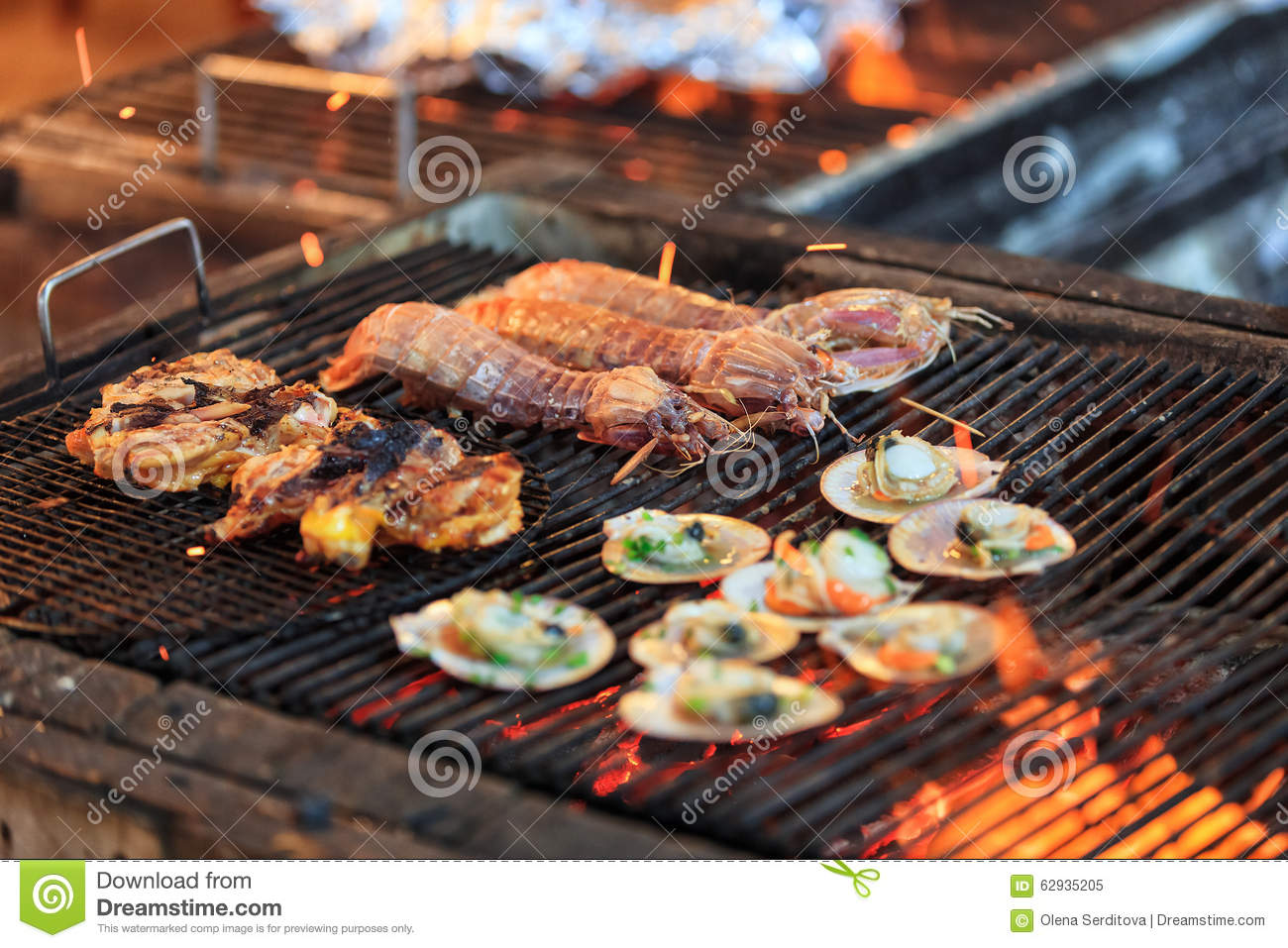 Traditional asian fish market stock photo image 62935205 for Oriental fish market