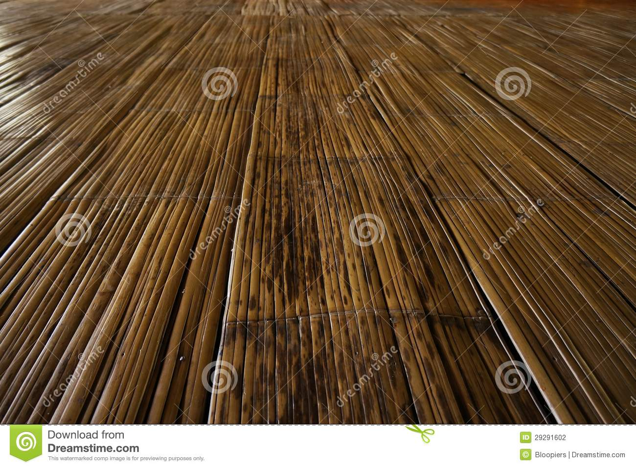Traditional bamboo flooring stock photo image 29291602 for Traditional flooring