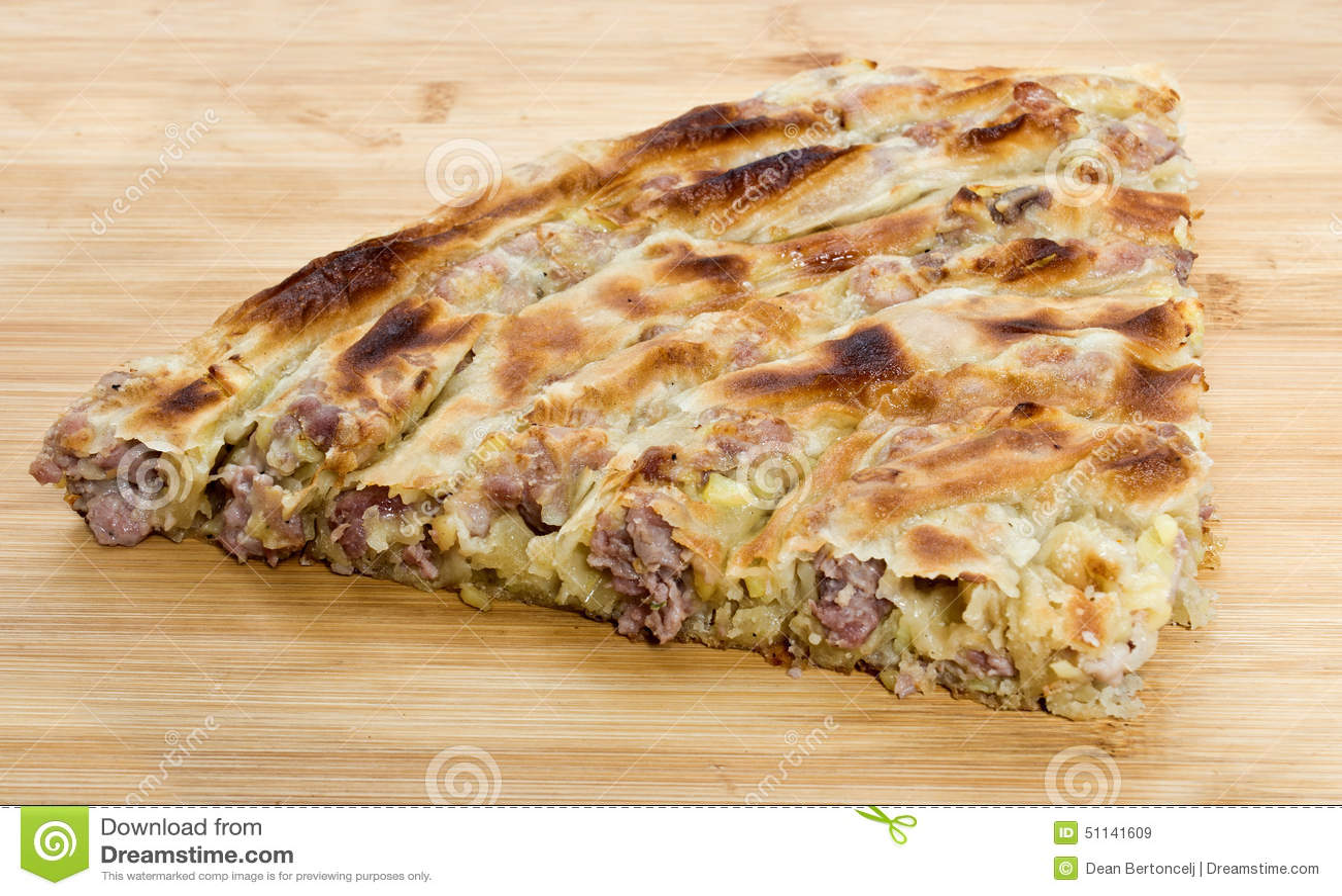 how to make croatian cheese pita