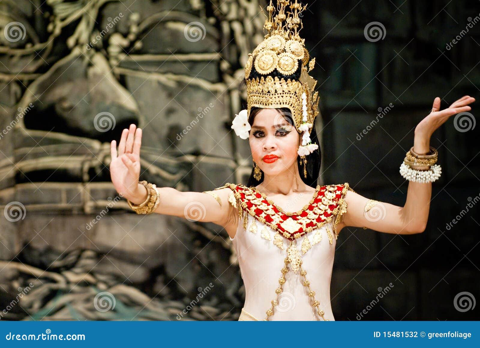 Cambodian Dance - Khemera Dance Troupe