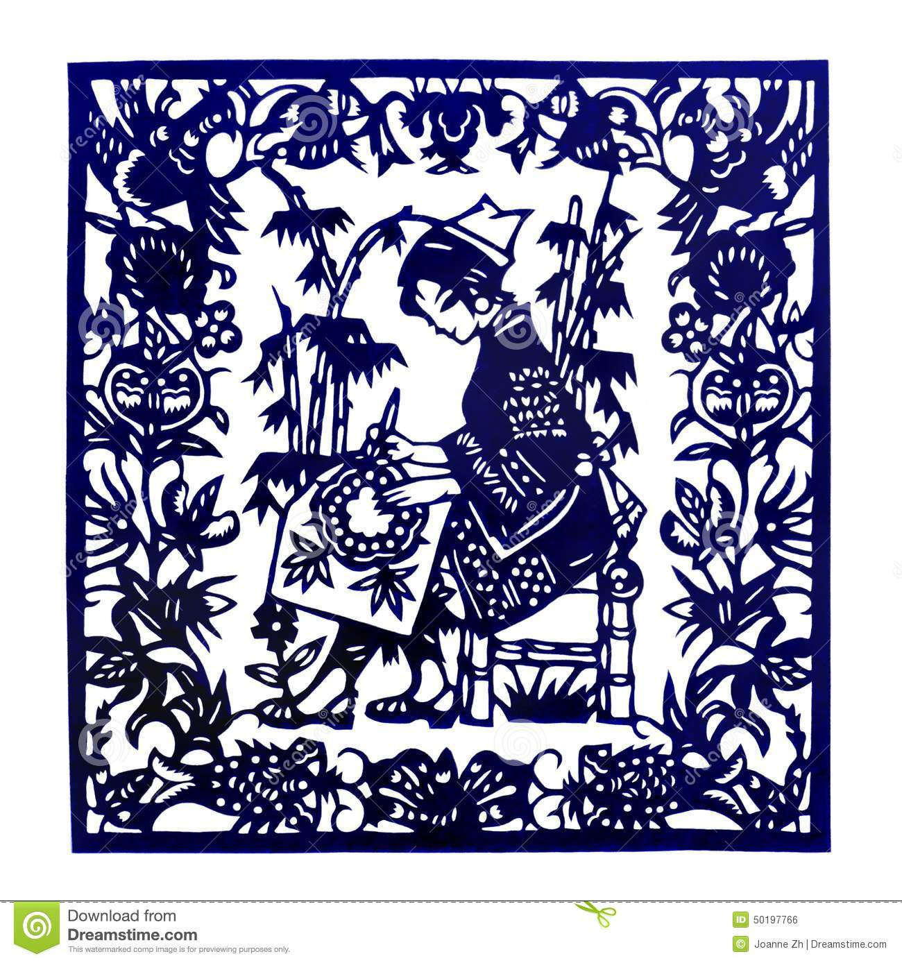 Traditional China Patterns intricate traditional patterns stock photos - image: 10496093