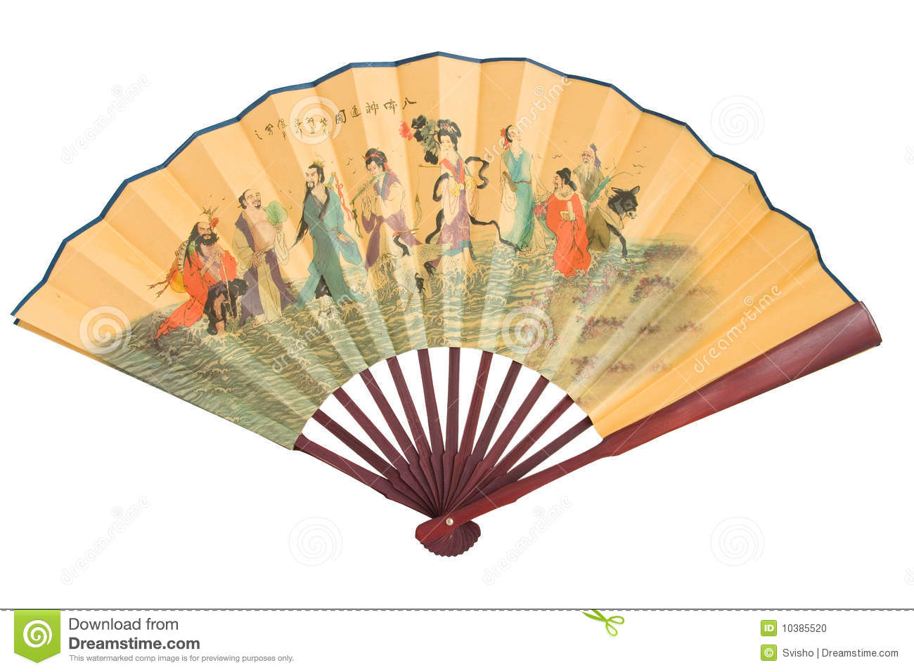 traditional chinese fan stock photo image of colorful bamboo vector png bambou vectoriel