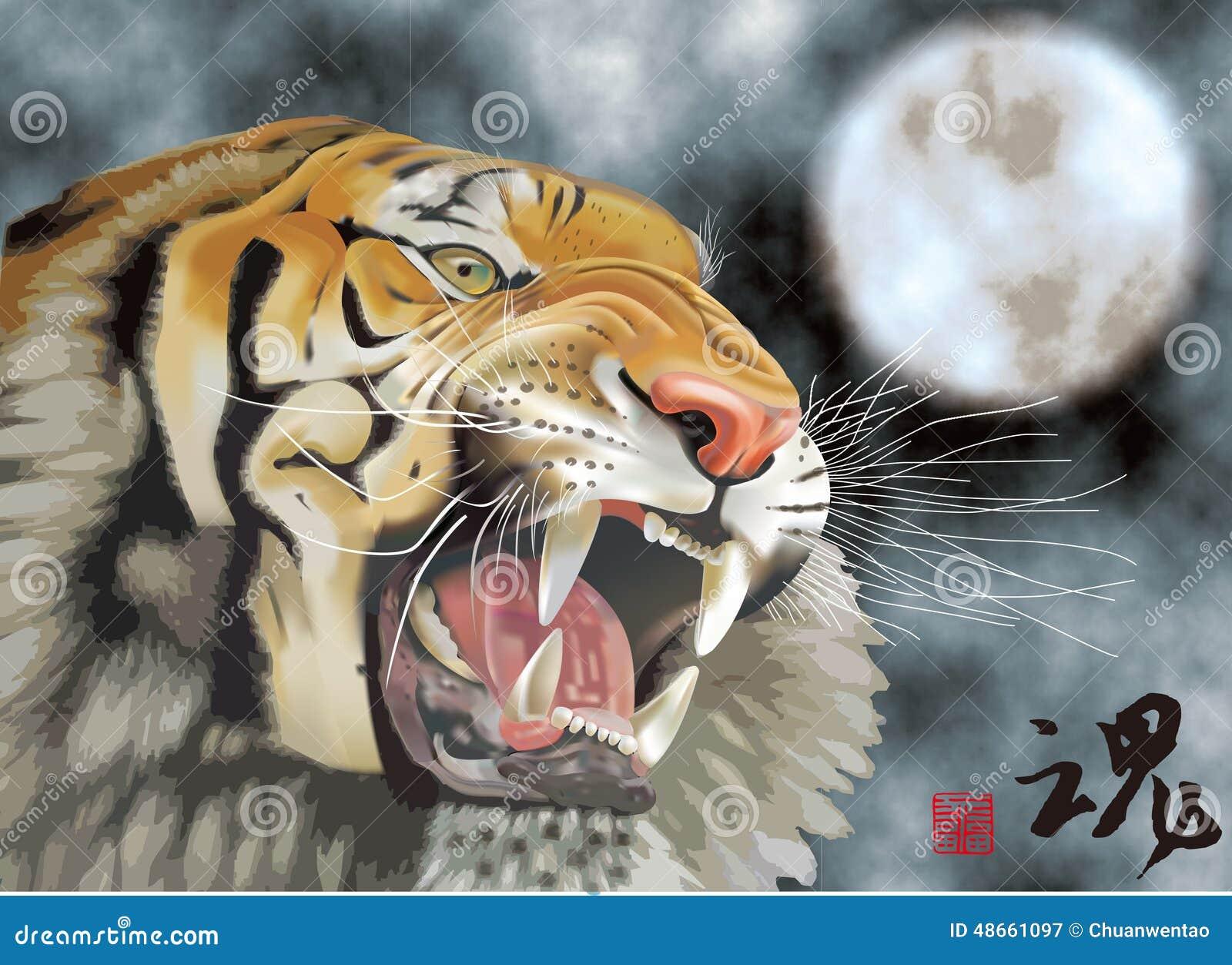 the tiger theme