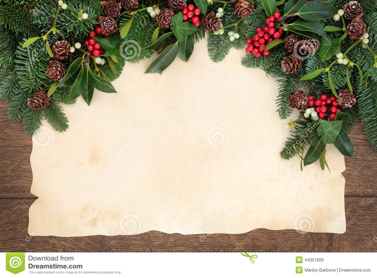 Why is holly a traditional christmas decoration - Royalty Free Stock Photo Download Traditional Christmas