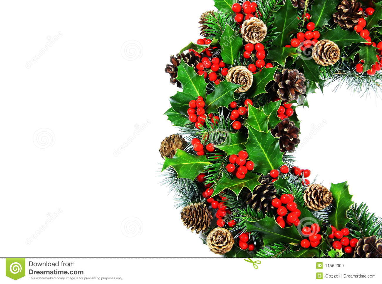Why is holly a traditional christmas decoration - Royalty Free Stock Photo Download Traditional Christmas Holly