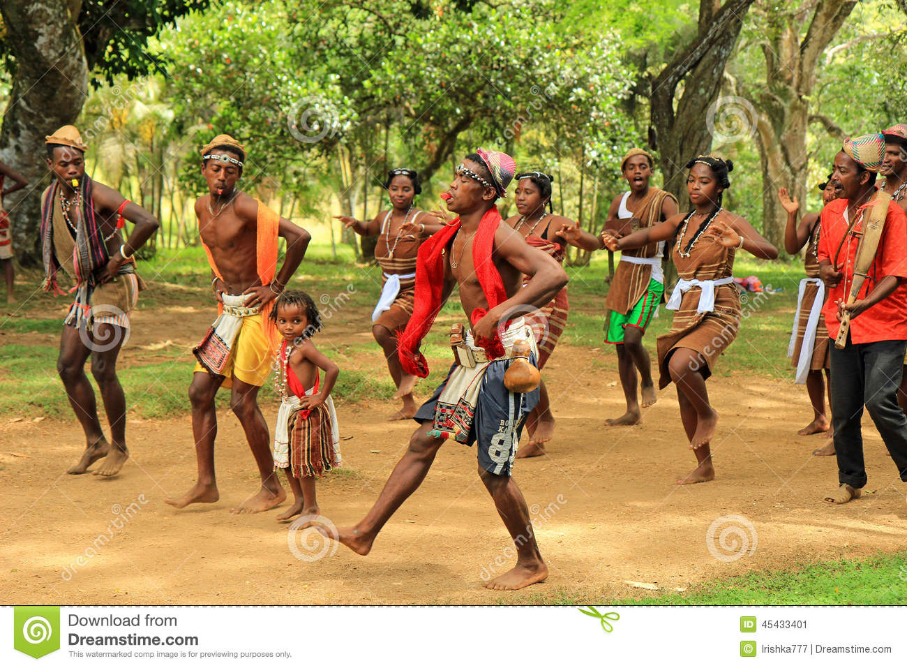 how to do african dance
