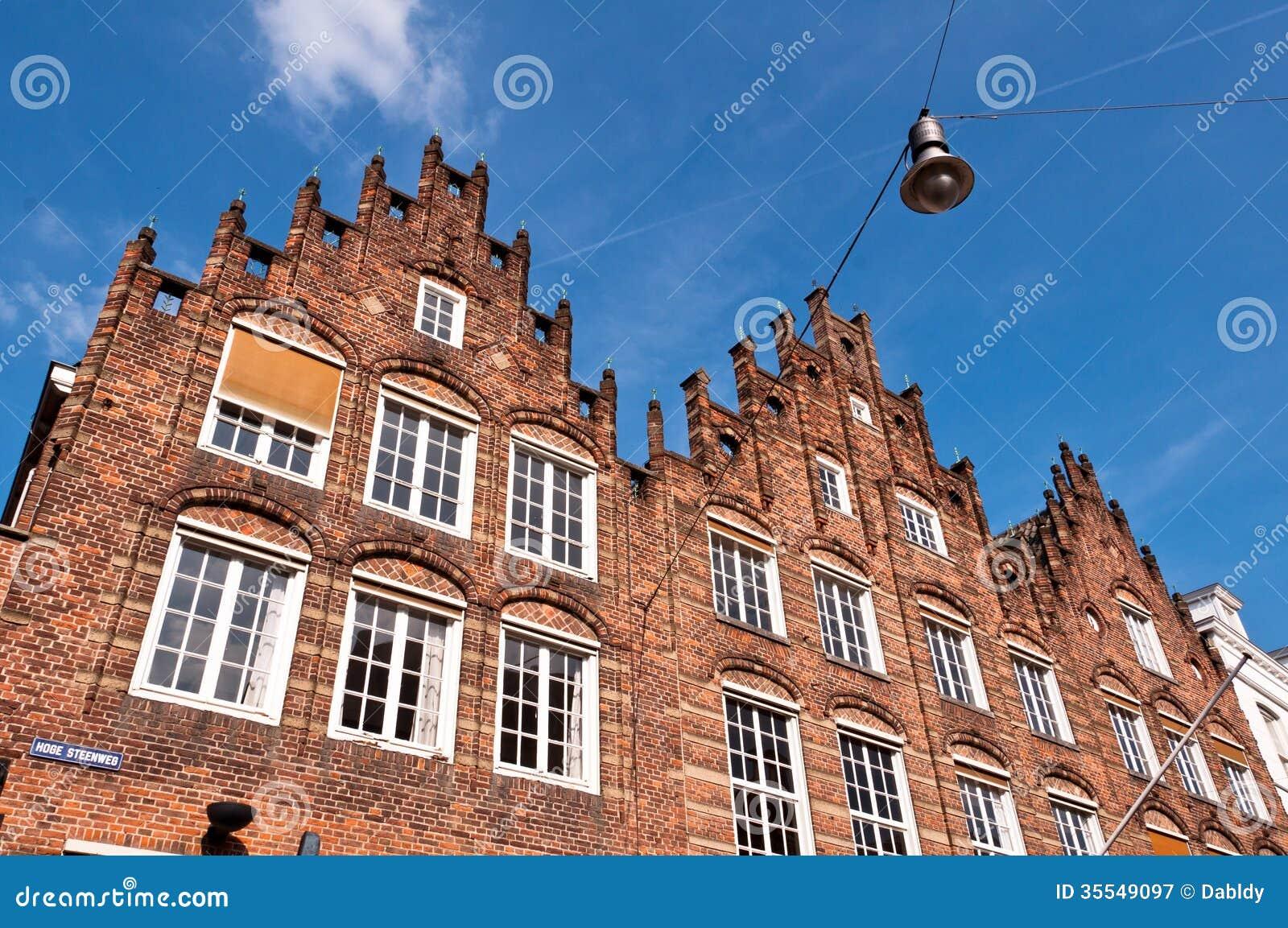 dutch traditional architecture holandesa building facade tradicional arquitectura royalty netherlands holland bosch den