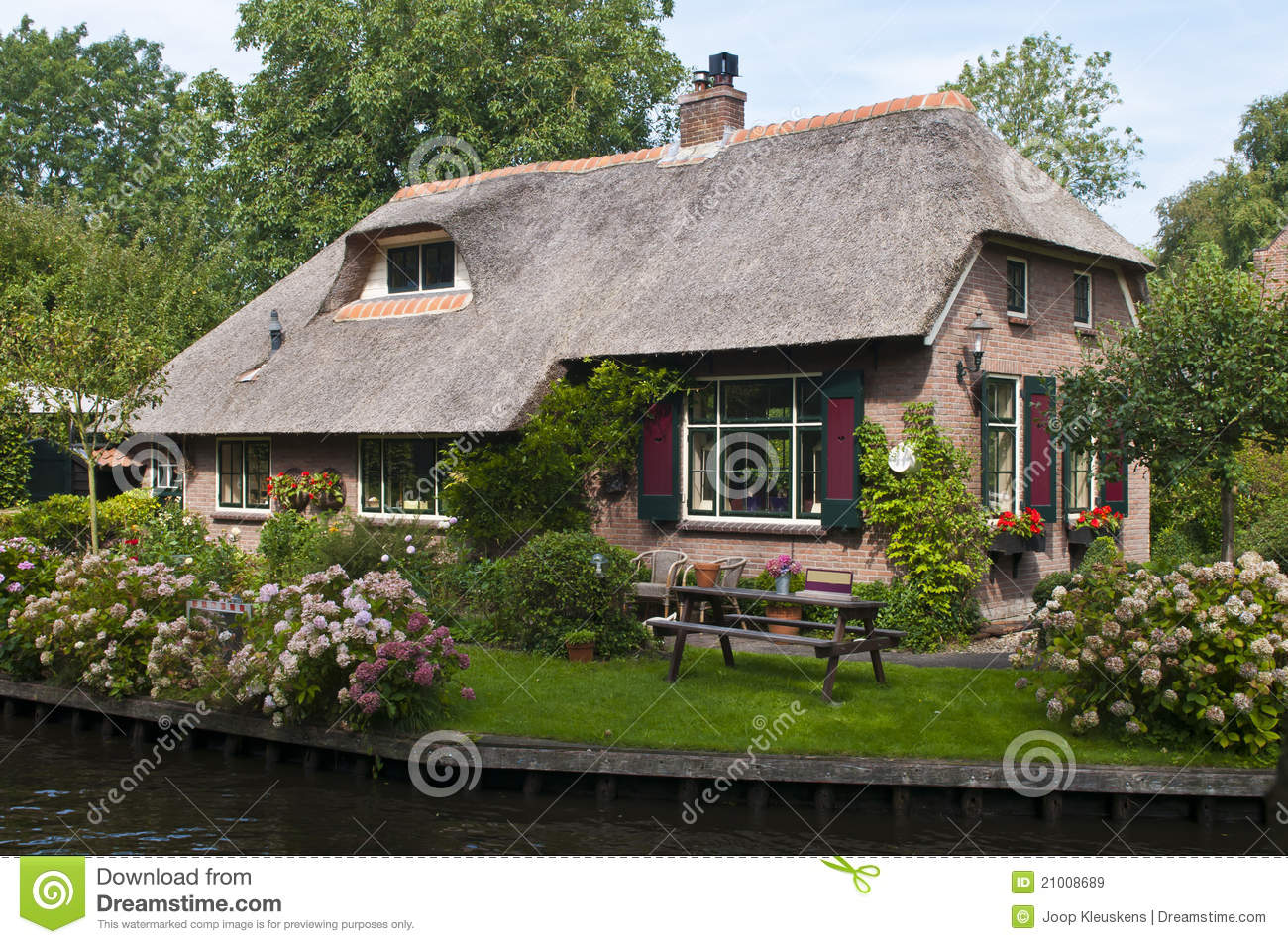 Traditional dutch house stock image image of investment for Dutch house