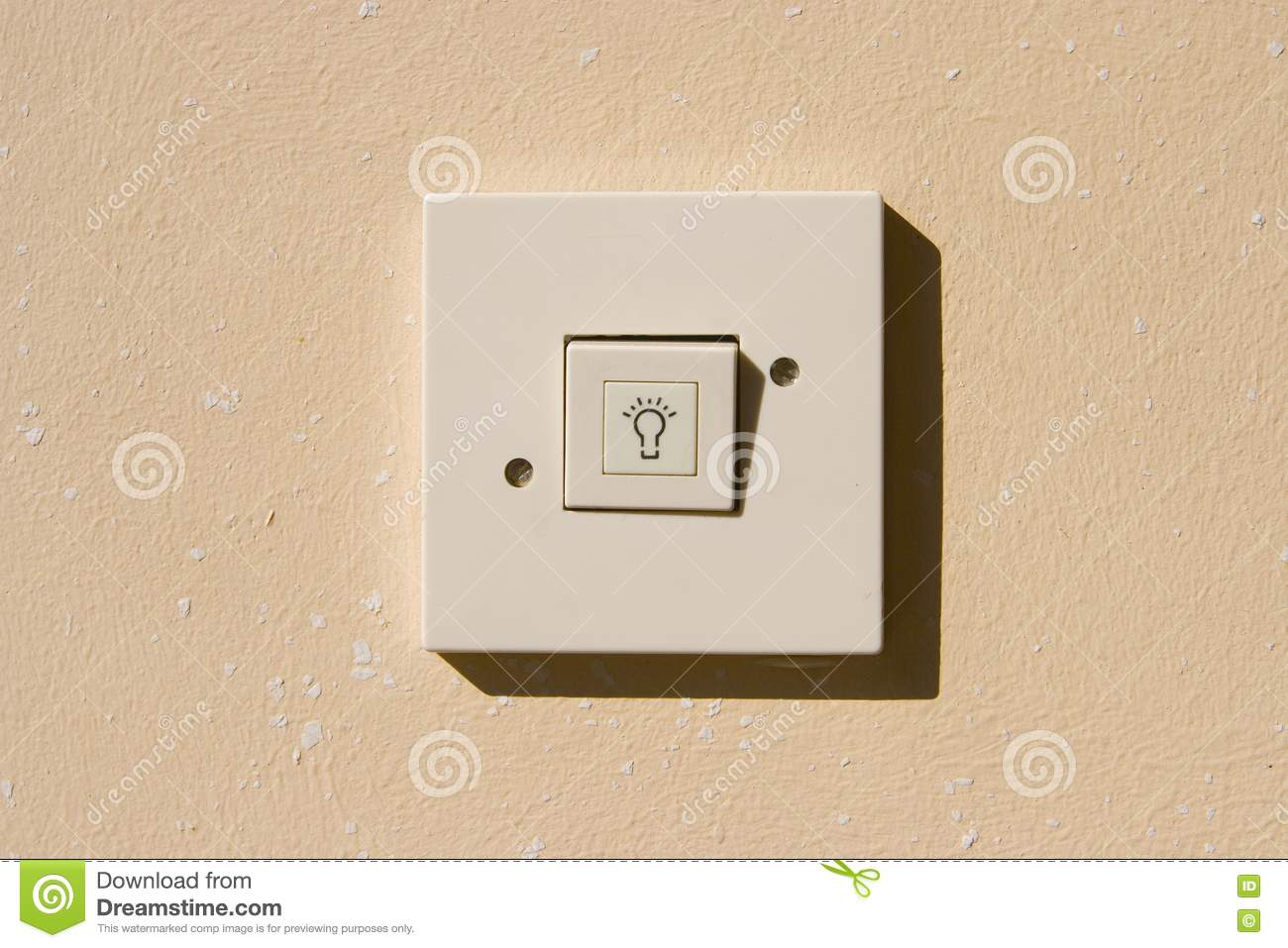 Traditional Electrical Switch Picture  Image: 2632377
