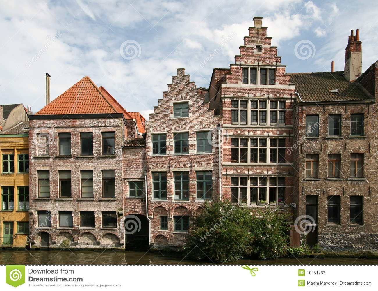 Traditional European Architecture Stock Photography - Image: 10851762