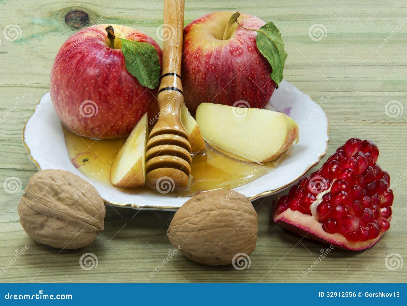 Traditional food for rosh hashanah stock photo image of apple traditional food for rosh hashanah biocorpaavc