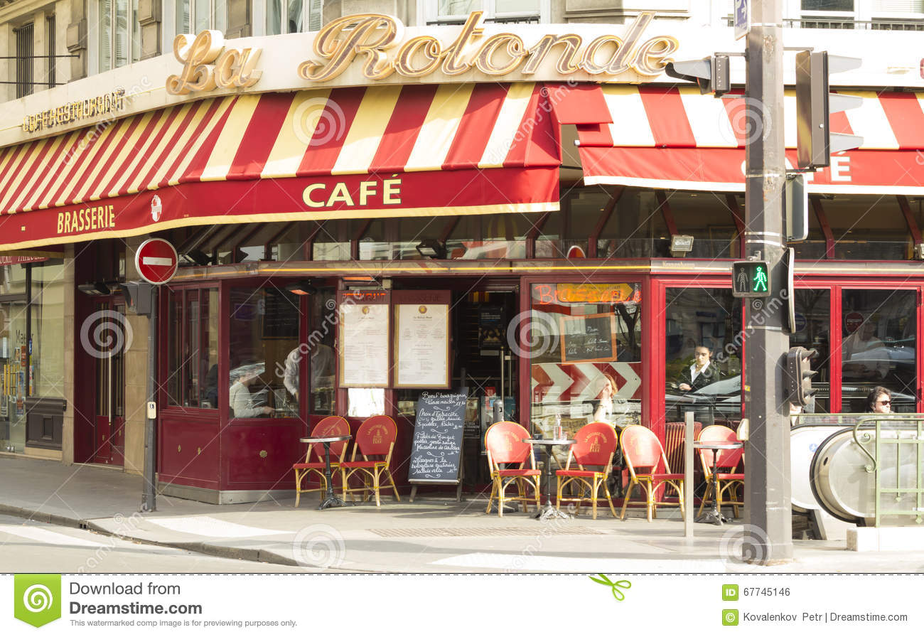 Cafe Paris France Wallpaper X