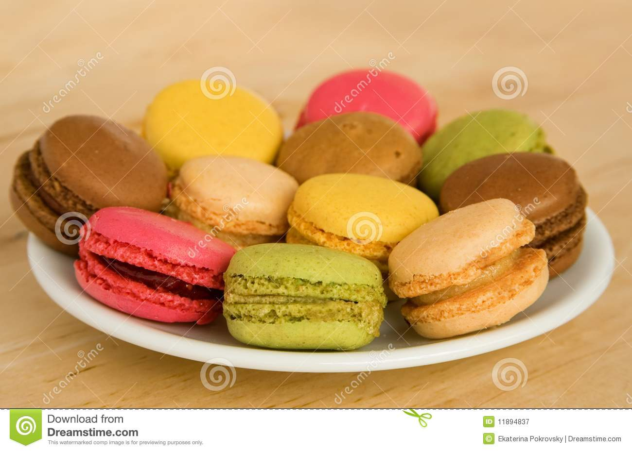 Traditional french dessert royalty free stock photography for Postres franceses frios