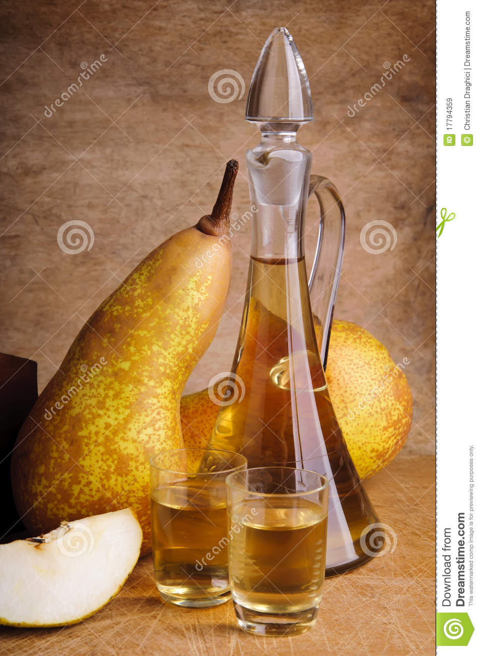 Traditional fruit brandy royalty free stock images image 17794359