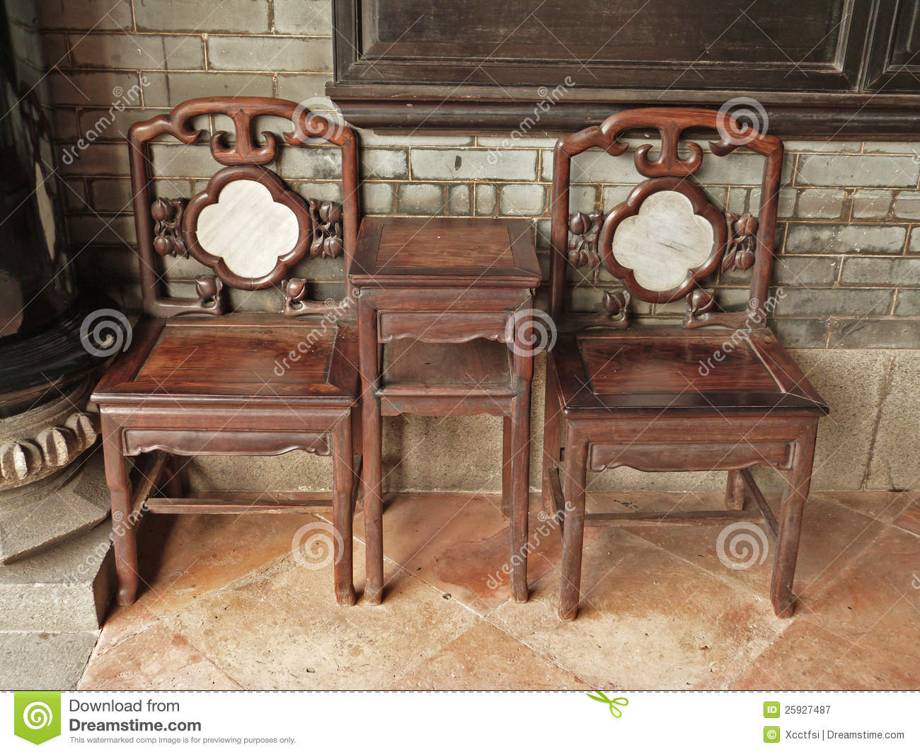 Traditional furniture royalty free stock photography for Chinese furniture traditional