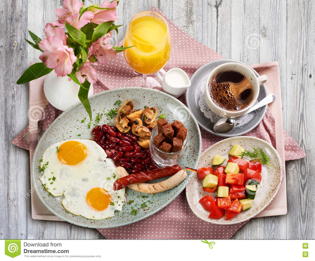 A traditional german breakfast stock image image of - Menu semanal sano ...