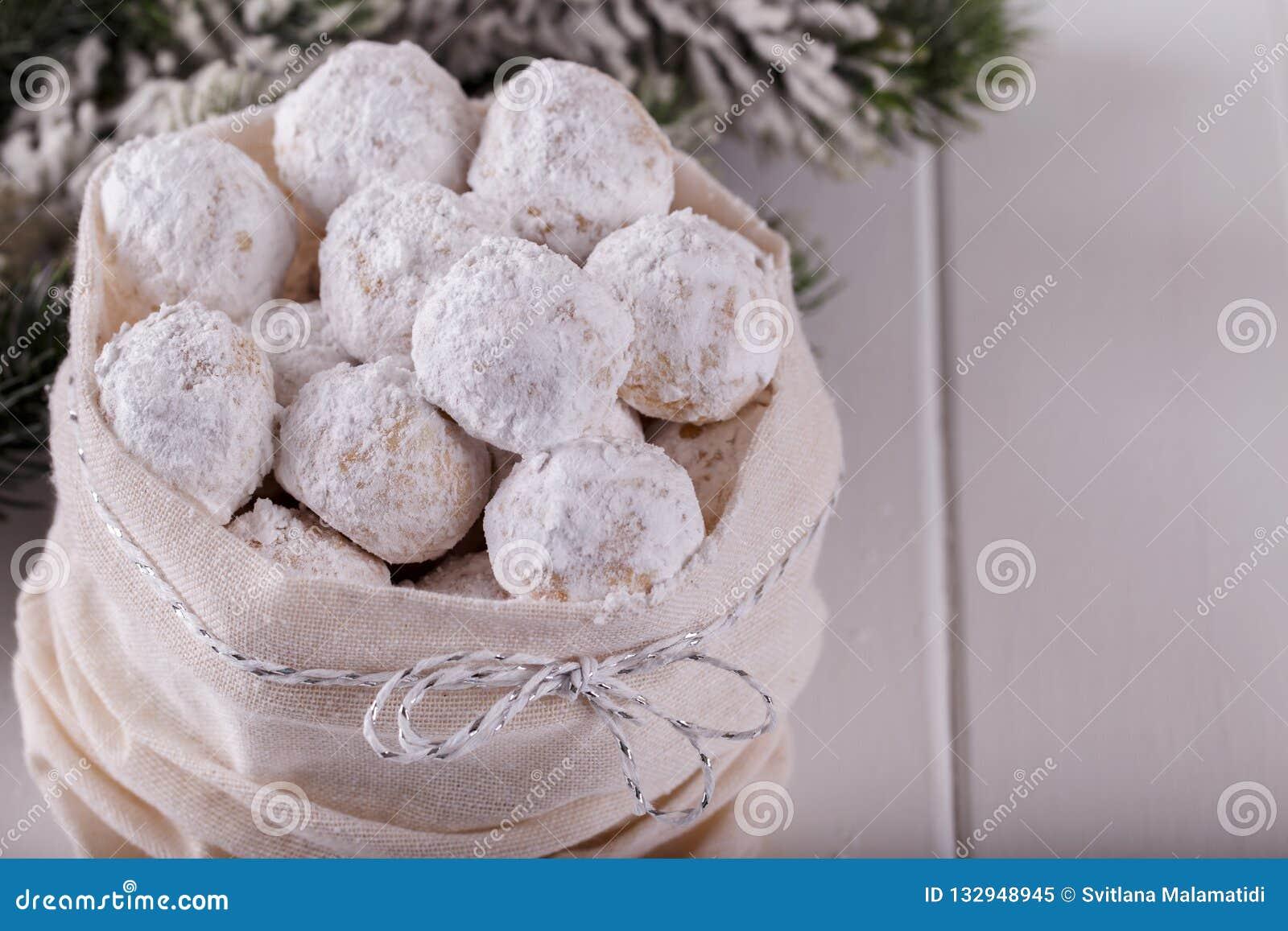 Traditional Greek Christmas Cookies Stock Image Image Of Homemade