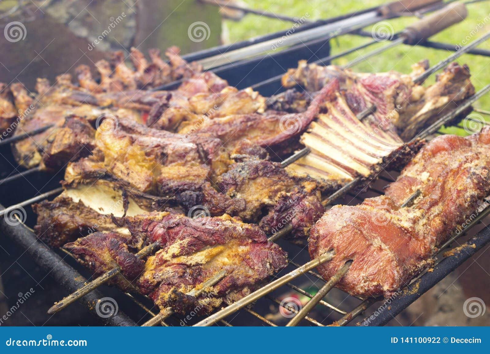 Brazilian Barbecue Churrasco Gaucho Churrasco Uruguay