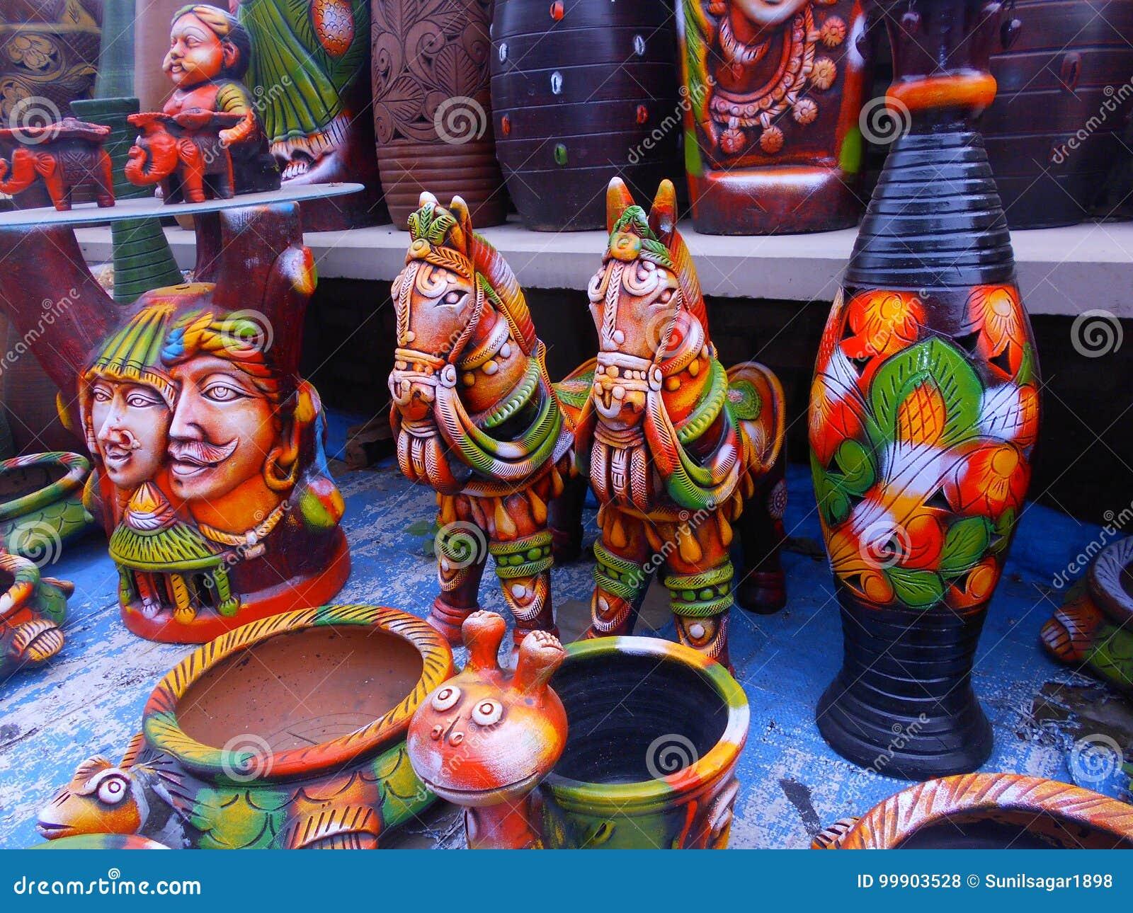 Traditional handicraft.