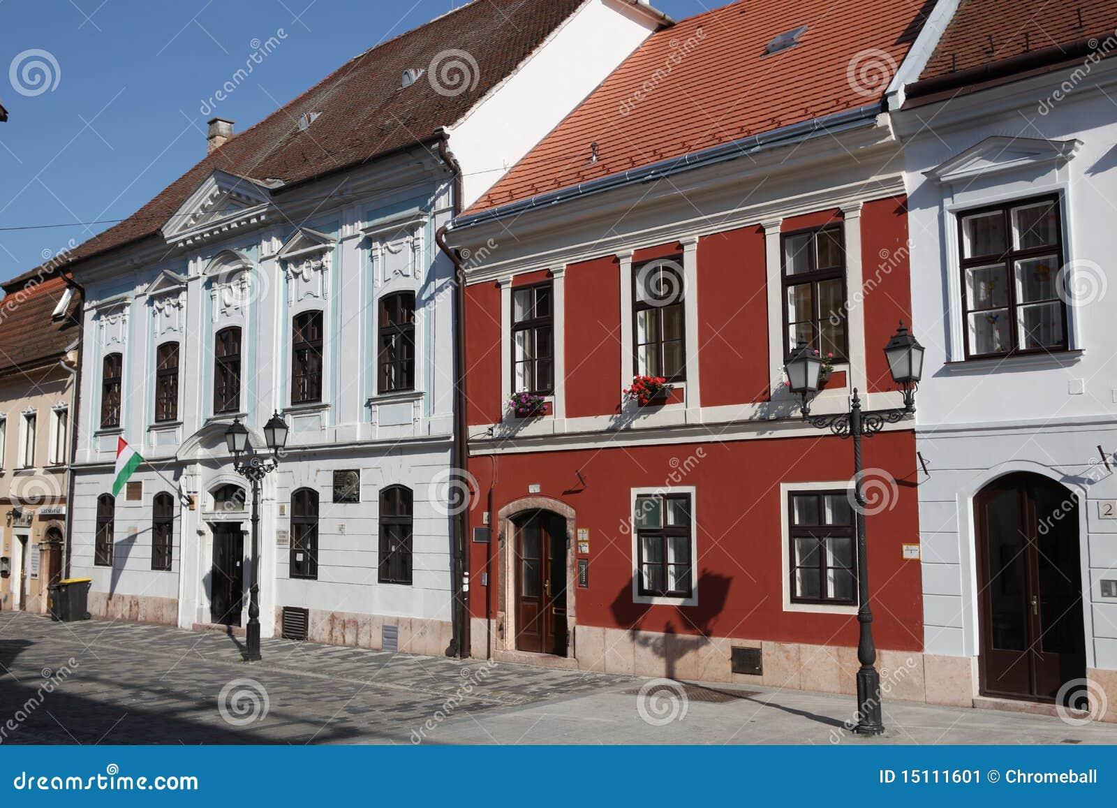 Hungary gy r street sex