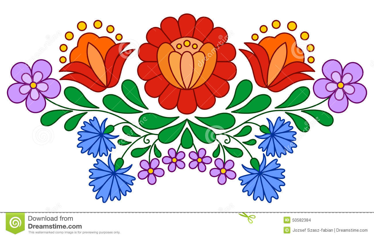 Mexican Embroidery Patterns New Decorating