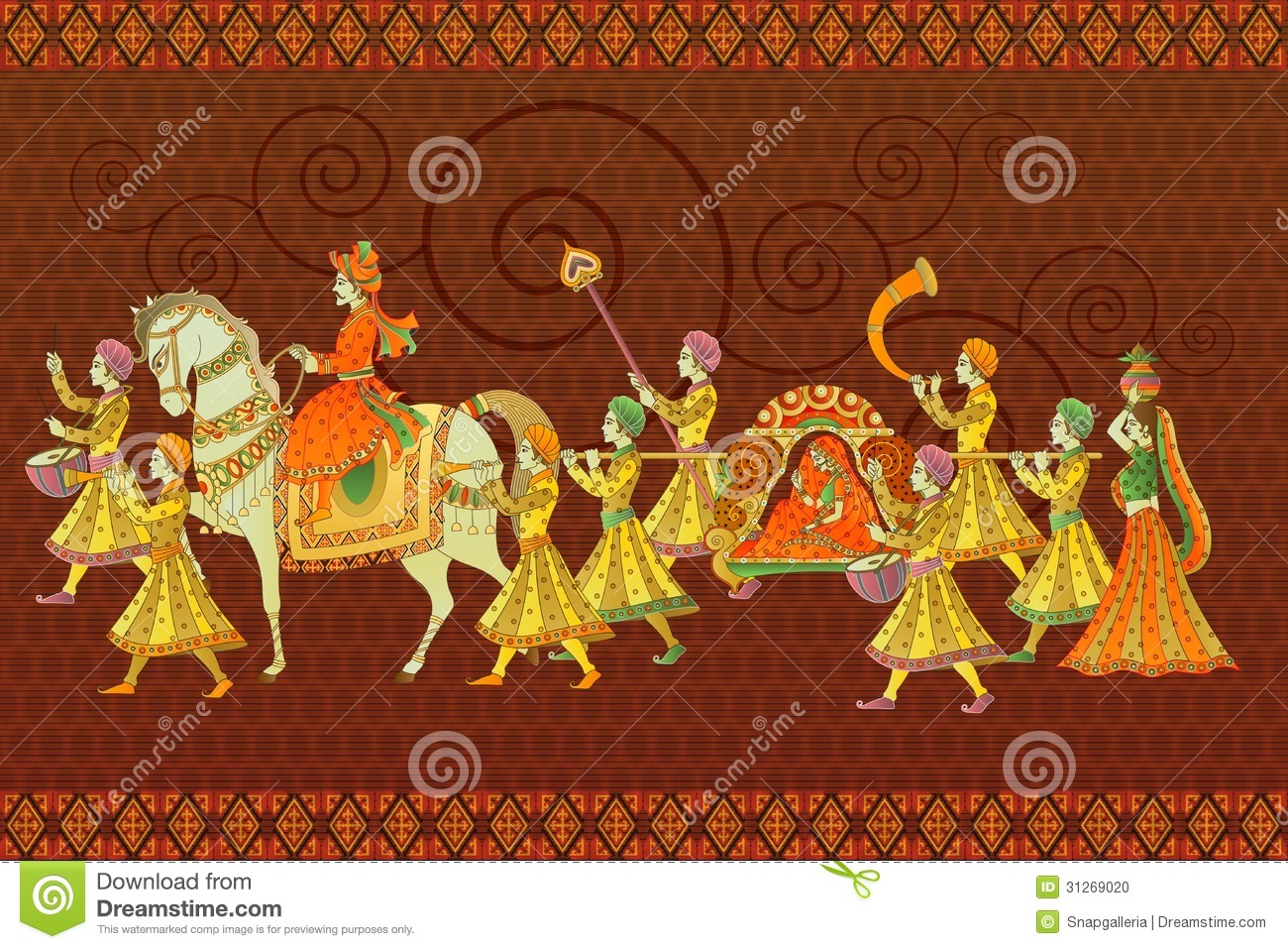 Traditional Indian Wedding Photo Image 31269020 – Indian Traditional Wedding Cards