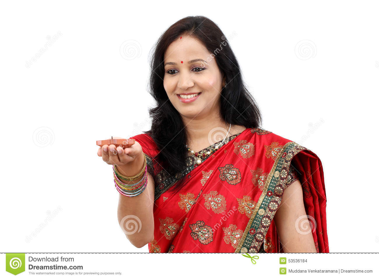 Indian Girl Holding Traditional Oil Lamp Stock Photo - Image: 72247522 for Girl Holding Lamp  45ifm