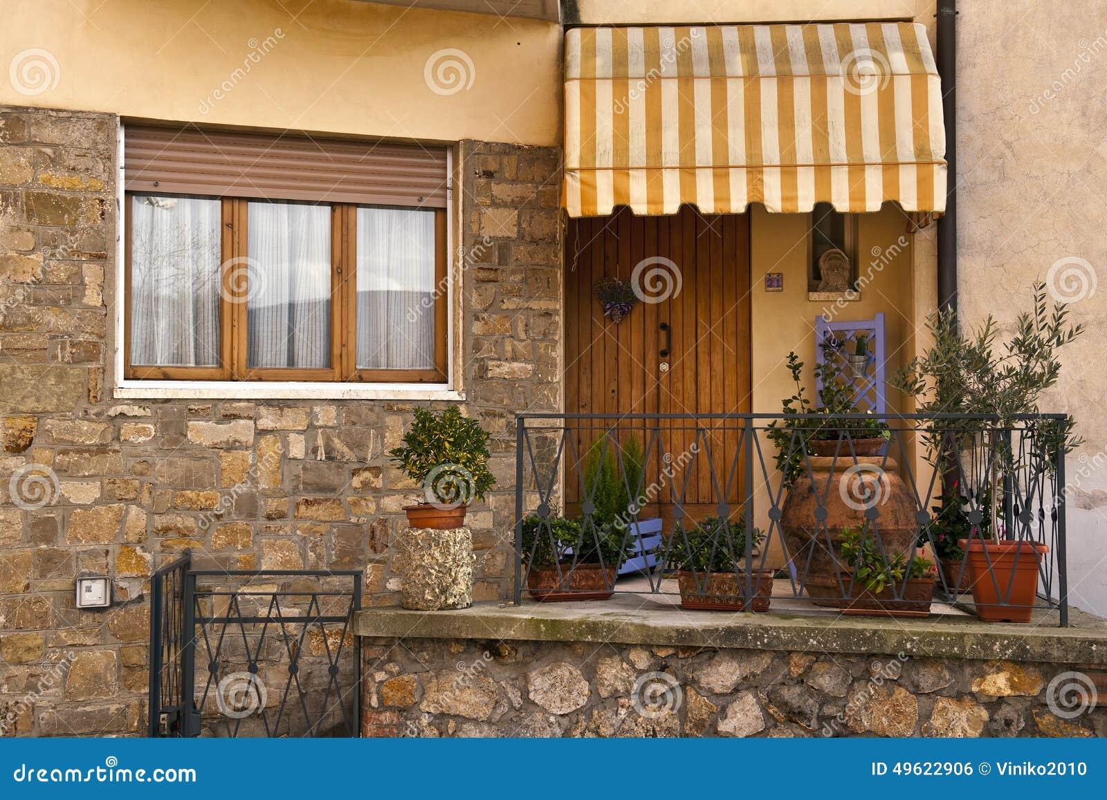 Traditional italian home stock photo image 49622906 for Italianhouse