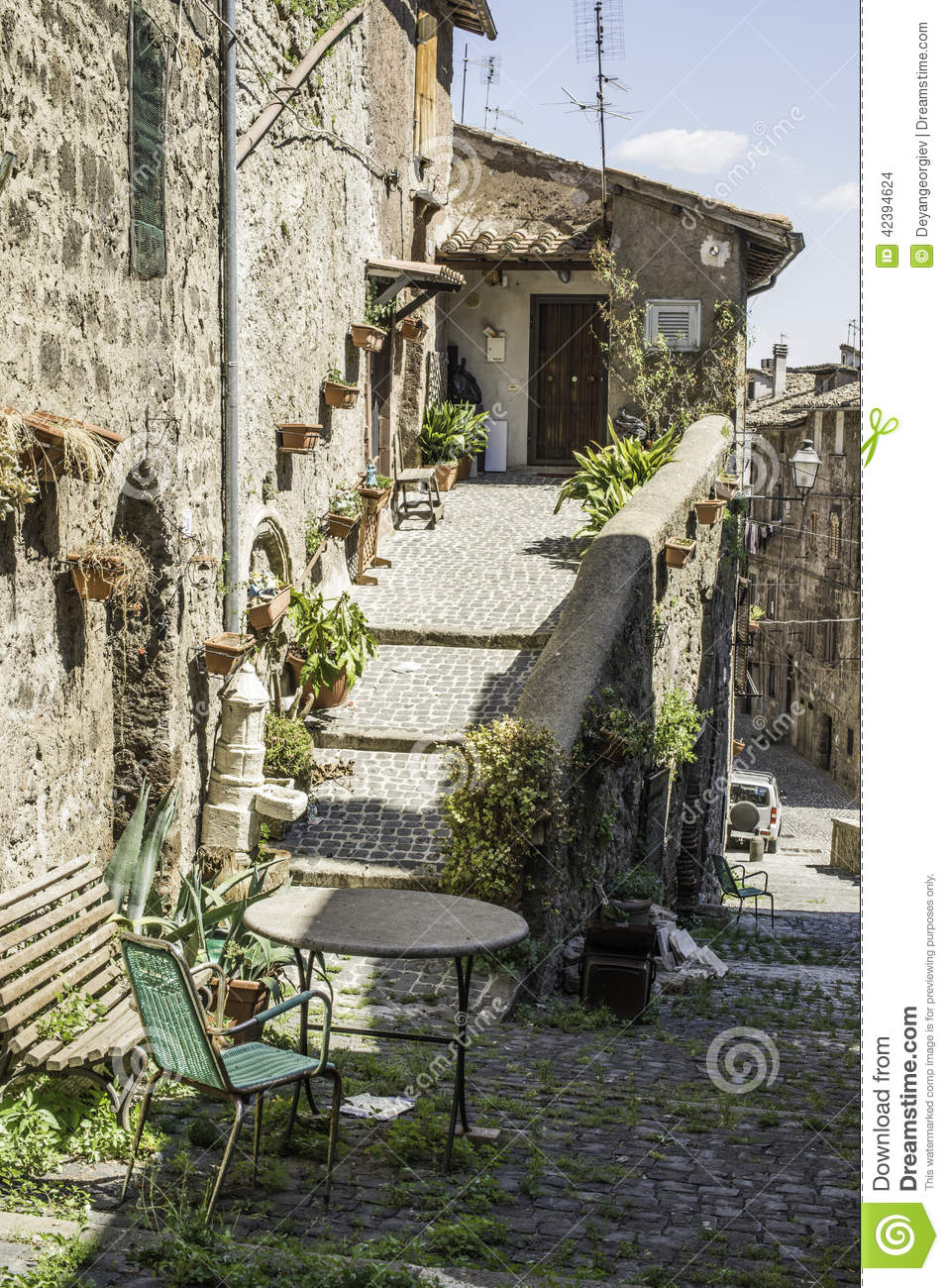 Traditional italian homes stock photo image 42394624 for Classic italian house