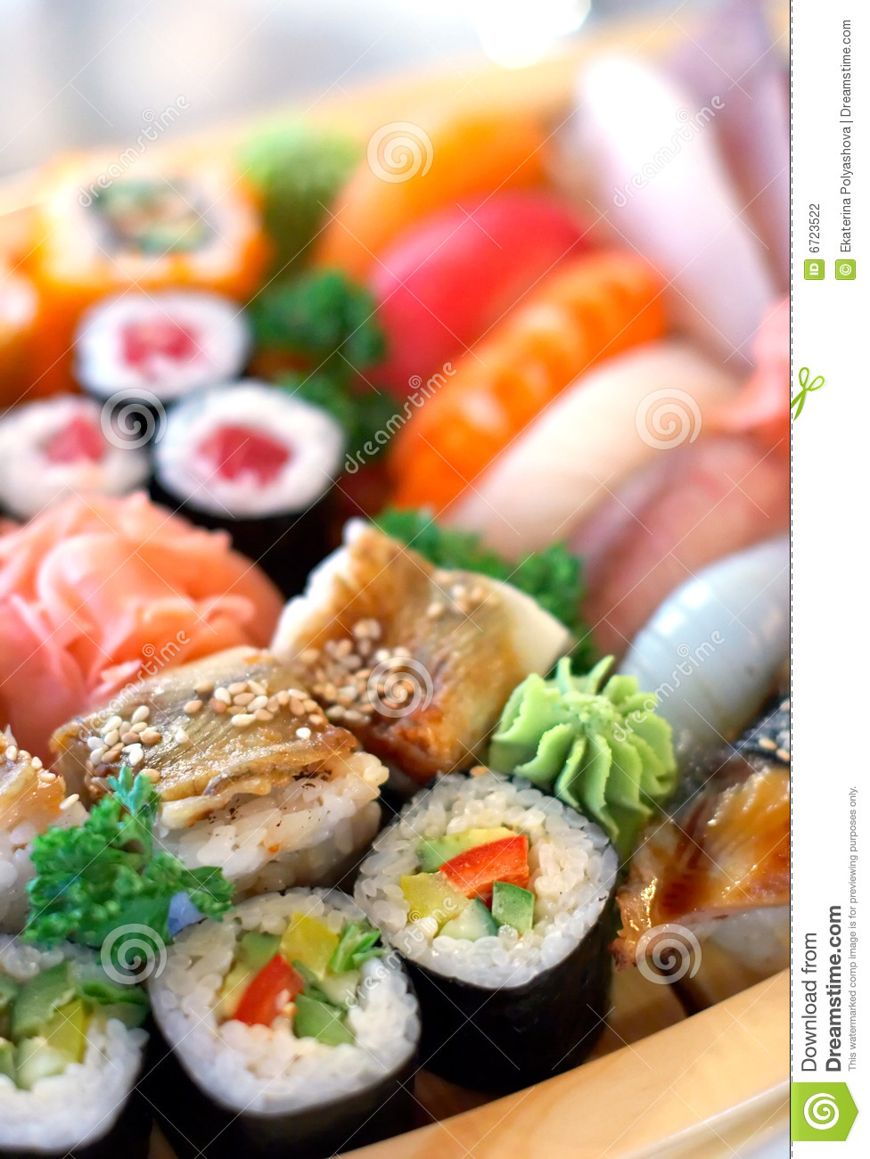 Traditional japanese food stock photography image 6723522 for Ancient japanese cuisine